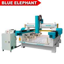 Jinan 1325 CNC 3D Design Machine for Wood Foam Online Shopping for Packaging Purpose