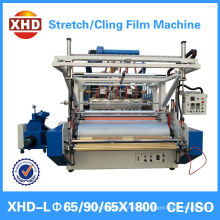 stretch film and cling film Application and Three-screw Screw Design packaging machinery