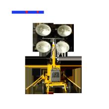 5.5M Bau Notlichtturm