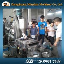 Máquina de reciclaje de gránulos de plástico de residuos PE / PP