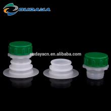 30mm wholesale cheap disposable plastic spout for bag