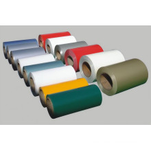 Kalt gewalzte Farbe beschichtet Stahl-Coils Hersteller in China