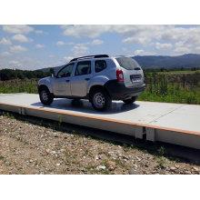 120t Электронные весы для грузовых автомобилей