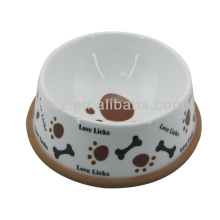 Hotsell силиконовые оптом миски собаки