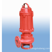 Jenis WQ kopling limbah Submersible Pump