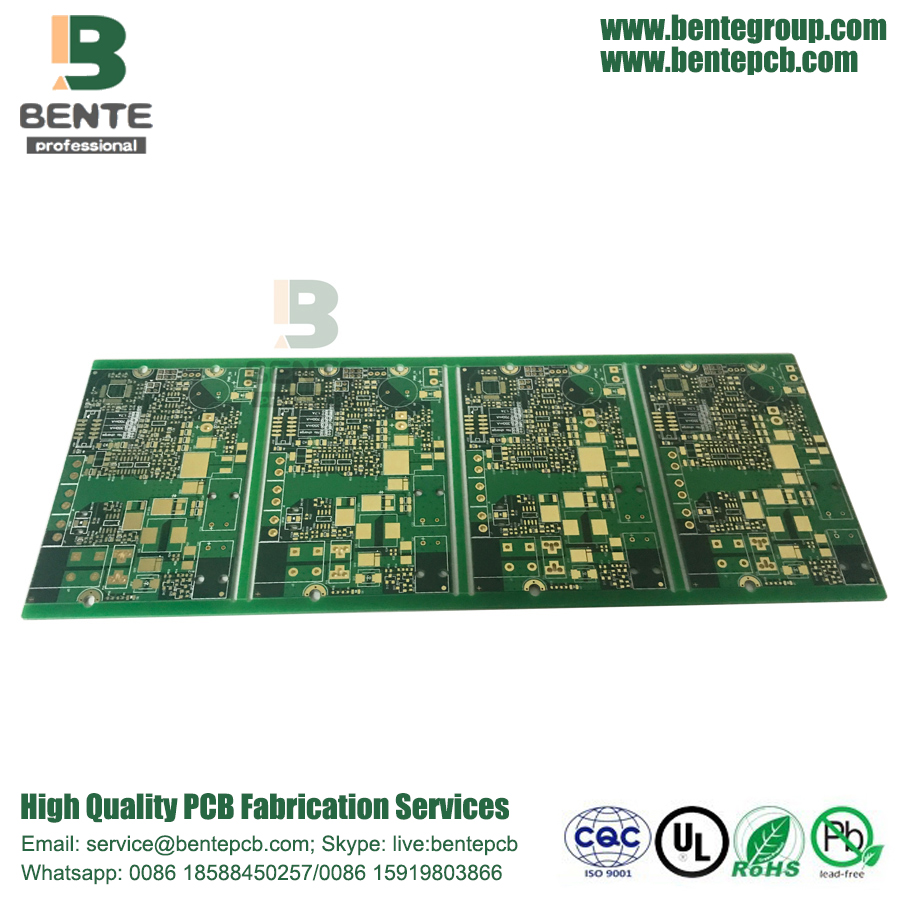 Hochpräzises Multilayer Board PCB Fabrik in Shenzhen