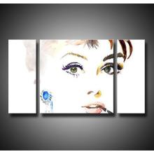 Peinture à l'huile à 100% à la main à l'art moderne