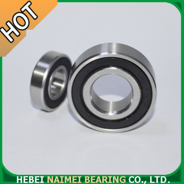 6302 Open ZZ Deep Groove Bearing Ball Miniature