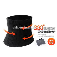 Cintura de cintura quente colorida unisex Cinto de suporte Protetor de estômago Protetor de cintura de cachemira