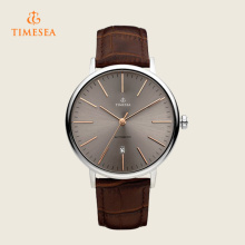 Herren Luxus Business Uhren Edelstahl Uhr 72291