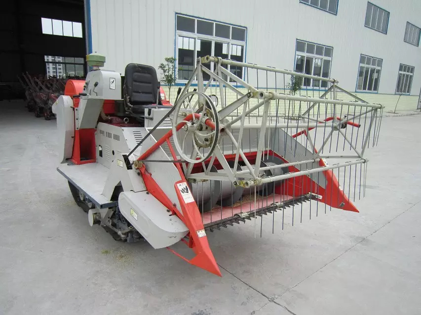Low Impurity Rate Harvester