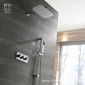 Two Function Brass Shower Faucet Set