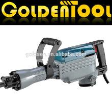 642mm 45J 1500w Poder Heavy-Duty demolição Jack Hammer Professional Electric Betão Hammer Breaker GW8078