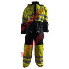 EN1149 flame retardant workwear for oil industry workers