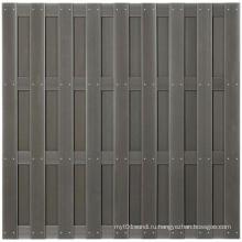 180 * 180 2014 Eco-Friendly Горячие Продажа Дешевые Наружные деревянные пластиковые композитные WPC Забор