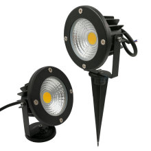 Waterproof IP65 Pond Path Landscape 12V Outdoor Garden LED Lawn 15W 12W 10W COB LED Spike light