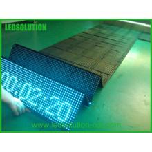 P12 Waterproof Foldable Flexible LED Display