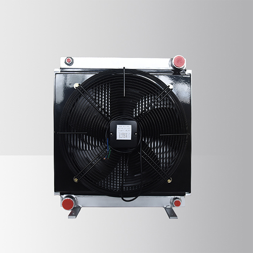 AC Axial Driven Fan Bar Plate(Plate-fin) Heat Exchanger