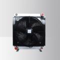 Refrigerador de aceite del compresor de aire