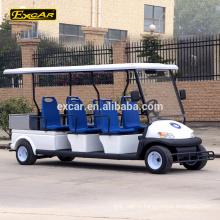 Китай 6 местный электрический патрульный автомобиль электрический автомобиль мини-автобус Крейсер с грузом