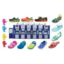 Máquina de EVA para hacer zapatos