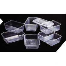Microwavable Plastic Food Container, PP Take Away Food Container