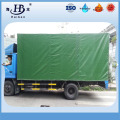Waterproof 3*3 polyester tarpaulin canvas sheet for cover