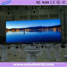 Vidéo d'affichage d'écran de la couleur LED multi de location d'intérieur de P4.81 pour la publicité (CE, RoHS, FCC, ccc)