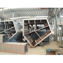 Fabricaciones de acero servicio de fabricación de acero estructural