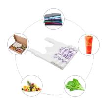 Пластиковые пакеты для покупок можно настроить