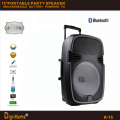 PA Mini Trolley Active Wireless Portable Mobile Bluetooth DJ Lautsprecher