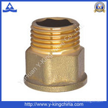 Hexgon Extension Connector Brass Fitting (YD-6010)