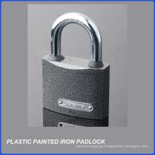 Cheap Price Waterproof Plastic Painted Iron Padlock