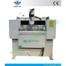 Mini tamanho máquina de gravura em metal para venda JK-4050 para gravura de jóias de ouro