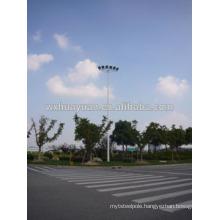 high illuminating standard pole