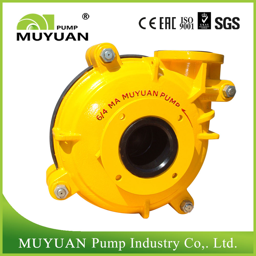 Mineral Concentrate Slurry Pump