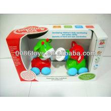 Hotsell brinquedo de plástico livre da roda