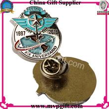 Metal Pin Badge with Customized Design