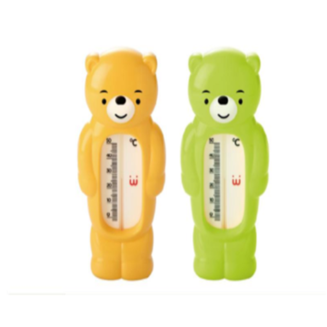 Cartoon Bear Shape Baby accessoire zwemwaterthermometer