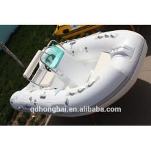 RIB390 boat china rib boat inflatable boat with rigid floor
