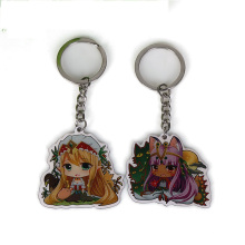 Top sell factory price custom new keychain
