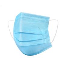 Máscaras descartáveis Máscara cirúrgica de 3 camadas