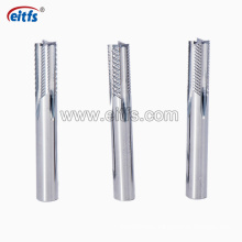 High Feed Cutting Custom Made Carbide End Mill Special for Carbon Fiber
