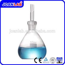 JOAN Laboratory Borosilicate Glass 50ml Fabricação de garrafas de gravidade específica