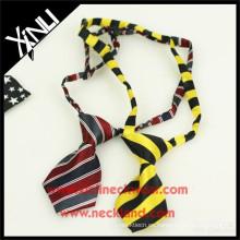 Corbata y corbatas al por mayor del animal doméstico del poliéster para los perros