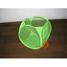 Sac de lessive à maillage pliable (hbmb-3)