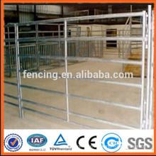 Panneau de clôture de ferme d'élevage de haute qualité / panneau de bétail décoratif extérieur / panneau d'élevage de ferme