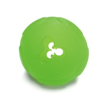 Percell Medium + Buddy Ball Juguete dispensador de golosinas duraderas