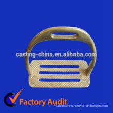 OEM Iron stirrup with brass for horse