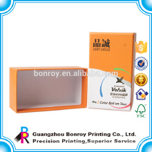 Lid And Based Box For Packing Hardcover Stationery Box Wholesale